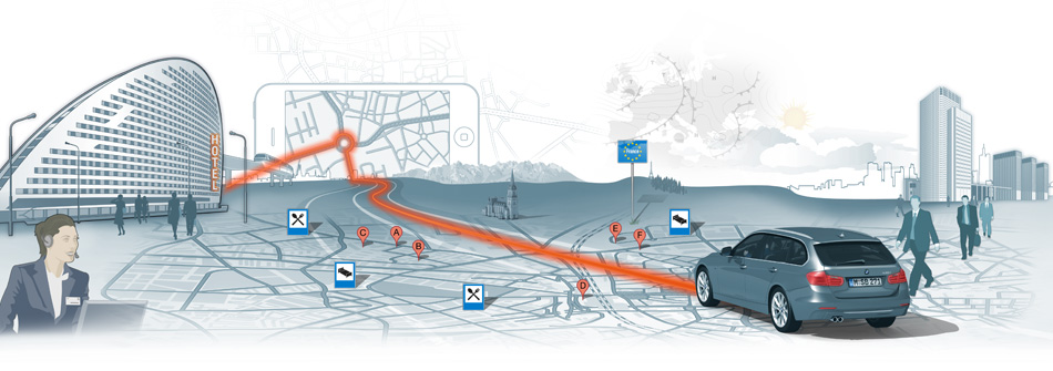Illustration BMW